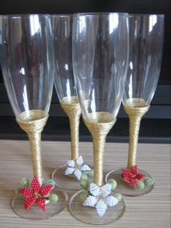 pahare frumoase nunta