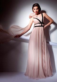 rochie eleganta cu detalii