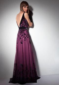 rochie eleganta cu spatele gol