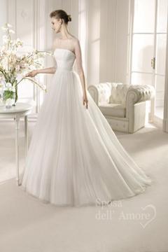 rochie de mireasa alba la moda