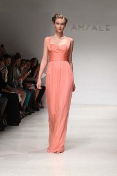 rochie de mireasa la moda 2013