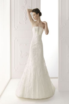 rochie de mireasa in tendinte 2013