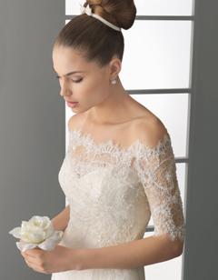 rochie mireasa eleganta