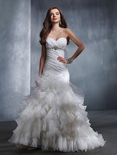 rochie de mireasa frumoasa