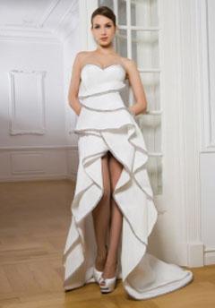 rochie mireasa gravida