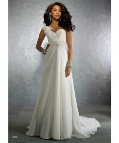 rochie de mireasa gravida