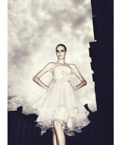 rochie de mireasa gravida 2012