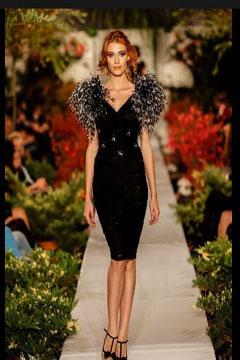 rochie seara din catifea