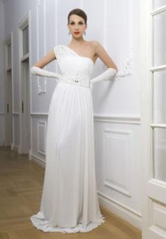 rochie mireasa voal 2012