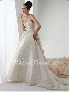 rochie de mireasa forma A
