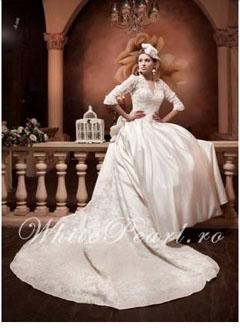 rochie de mireasa bal