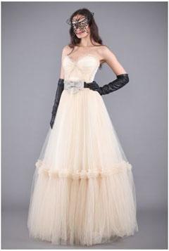 rochie de mireasa extravaganta scumpa