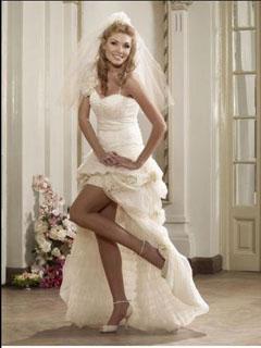 rochie de mireasa scumpa 2012