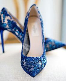 pantofi cu dantela