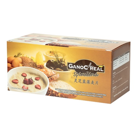 cereale cu ganoderma