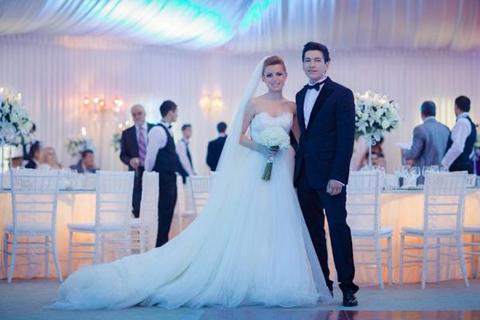poza nunta Elena Gheorghe