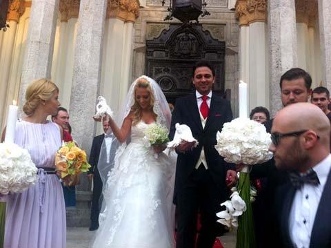 poza nunta Delia Matache