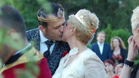 poza nunta Teo Trandafir