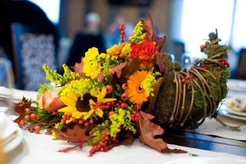 poza decoratiuni florale nunta 2013