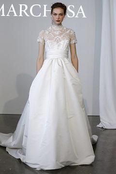 Rochie de mireasa Marchesa