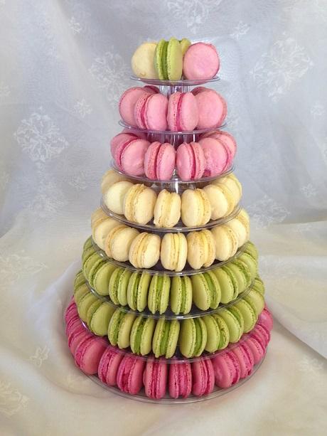 Tort macarons