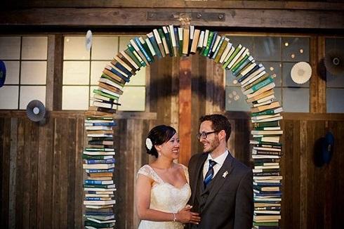 Fotografie de nunta carti