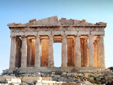 Acropole, Atena, Grecia