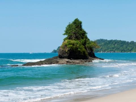 Plaja Manuel Antonio, Costa Rica