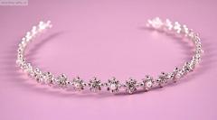 tiara mireasa simpla