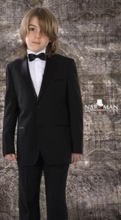 Poza costum de  nunta copii, Narman
