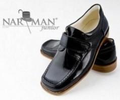 Pantofi de baieti, Narman
