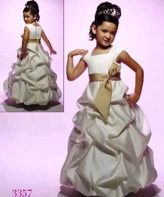 Poza rochita fetite, domnisoare de onoare, Venus Bridal