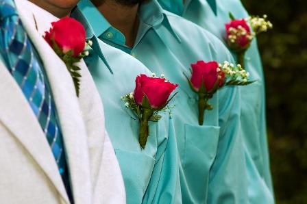 poza ginere si barbati la nunta detaliu