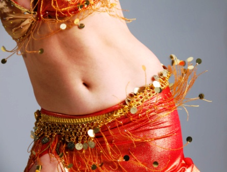 poza abdomen dans oriental