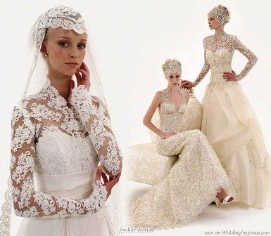 Cele mai scumpe rochii de mireasa din lume: rochia lui Grace Kelly