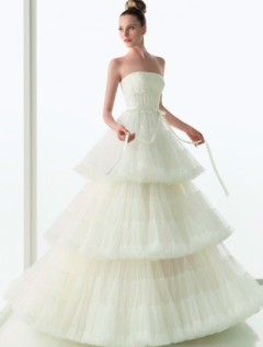 poza rochie de mireasa Rosa Clara