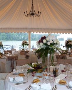 poza nunta la cort