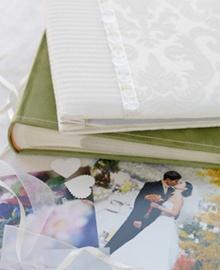 album de fotografii de nunta