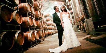 nunta rustica la crama