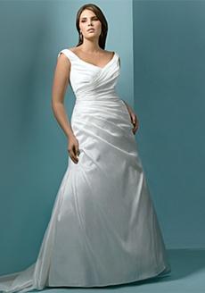 rochie de mireasa cu umeri cazuti