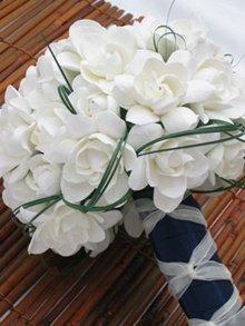 buchet de gardenii