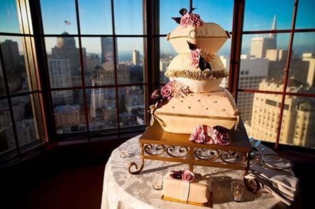 tort de nunta original