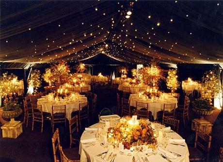 restaurant decorat pentru nunta