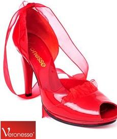 pantofi colorati de mireasa