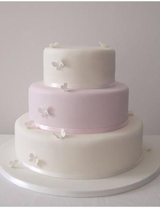tort alb de nunta