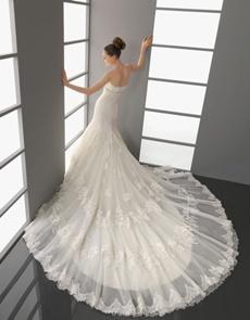 rochie de mireasa pentru zodia leu