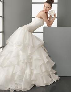 rochie de mireasa pentru zodia sagetator