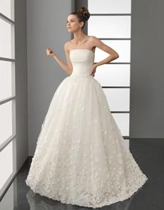 rochie de mireasa pentru zodia rac