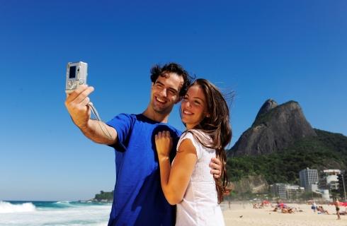 Fotografie de cuplu in Rio