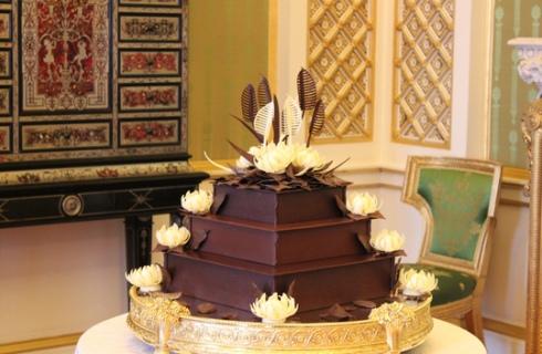 Tort princiar ciocolata
